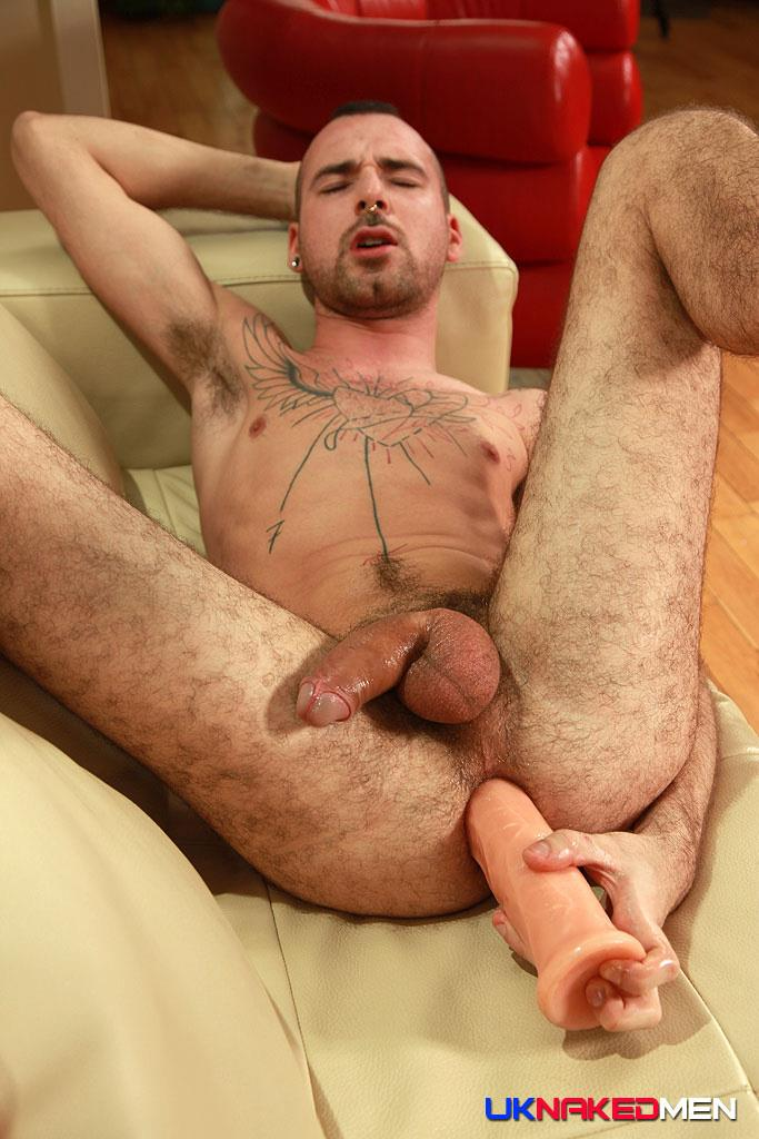 UK-Naked-Men-Sam-Syron-Irish-Guy-With-A-Big-Uncut-Cock-Jerk-Off-Amateur-Gay-Porn-18 Irish Guy With A Big Uncut Cock Sticks A Dildo In His Hairy Ass