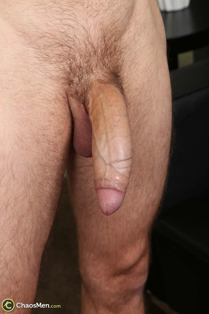 Chaosmen-Leon-Bisexual-Guy-With-A-Big-Uncut-Dick-Low-Hanging-Balls-Amateur-Gay-Porn-21 Bisexual Guy Jerks His Huge Uncut Cock With Low Hanging Balls