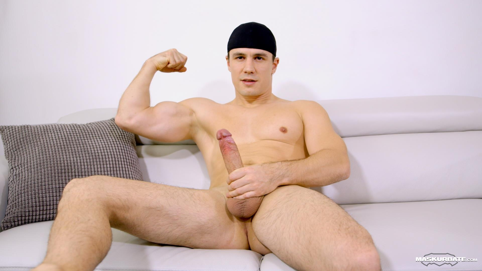 Maskurbate Ricky Muscl Jock Stroking His Big Uncut Cock Amateur Gay Porn 10 Smooth Muscle Jock Stroking His Big Uncut Cock