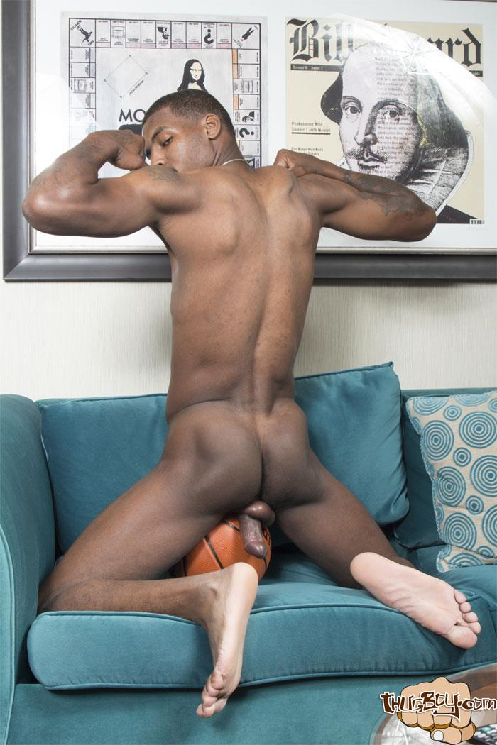 Thug-Boy-Tyrelle-Big-Black-Uncut-Cock-Jerk-Off-Amateur-Gay-Porn-45 Thug Boy Tyrelle Strokes His Big Black Uncut Cock