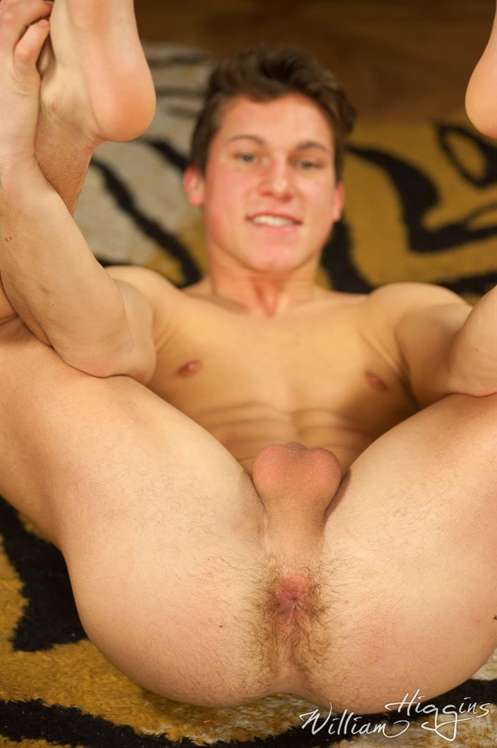 William-Higgins-Igor-Tenar-Czech-Muscle-Boy-With-A-Big-Uncut-Cock-13 Czech Muscle Boy Plays With His Hairy Ass And Uncut Cock