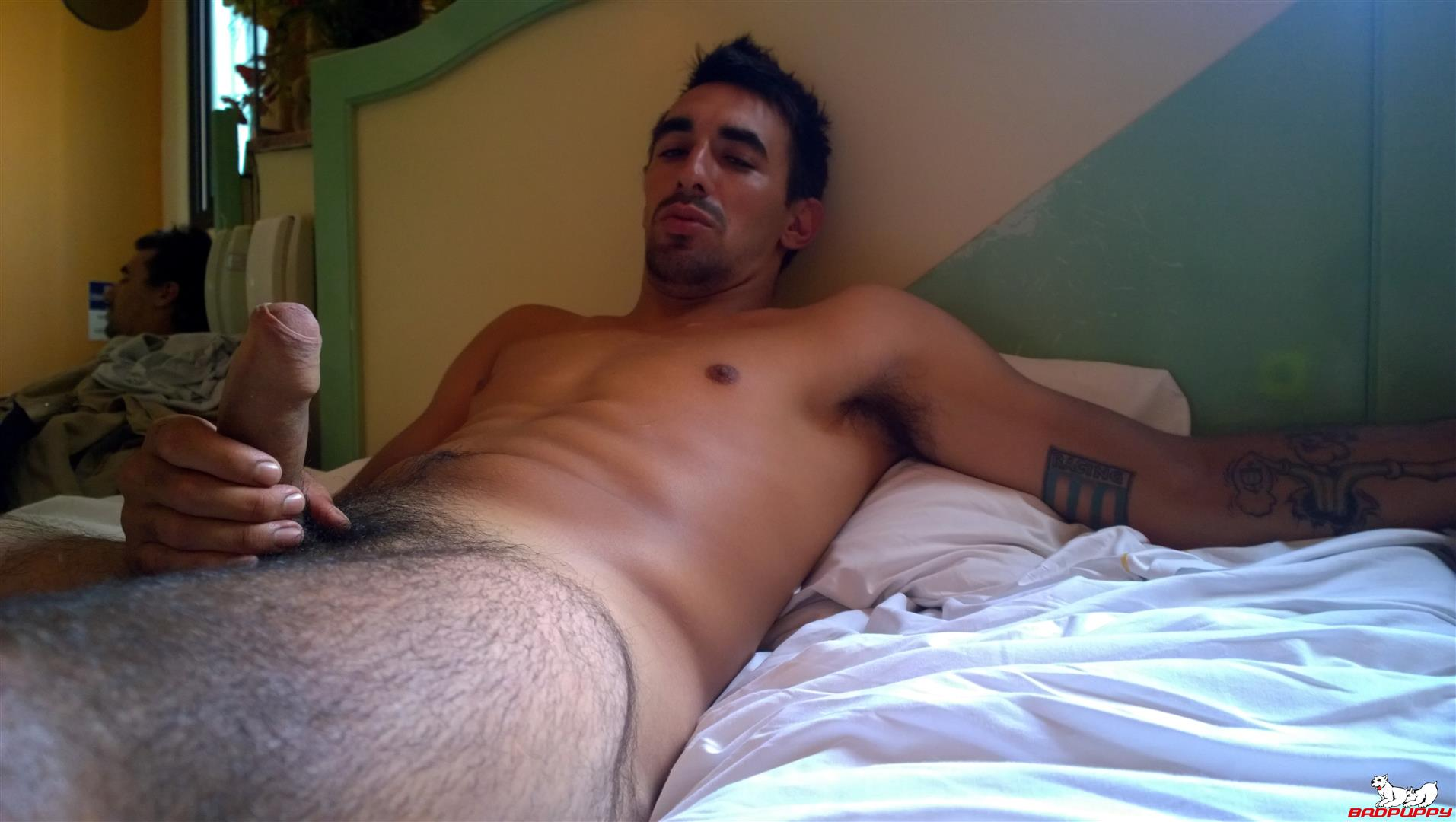 Badpuppy-Fabian-Flores-Argentinian-with-a-Big-Uncut-Cock-05 Argentinian Hunk With A Big Uncut Cock Auditions For Gay Porn