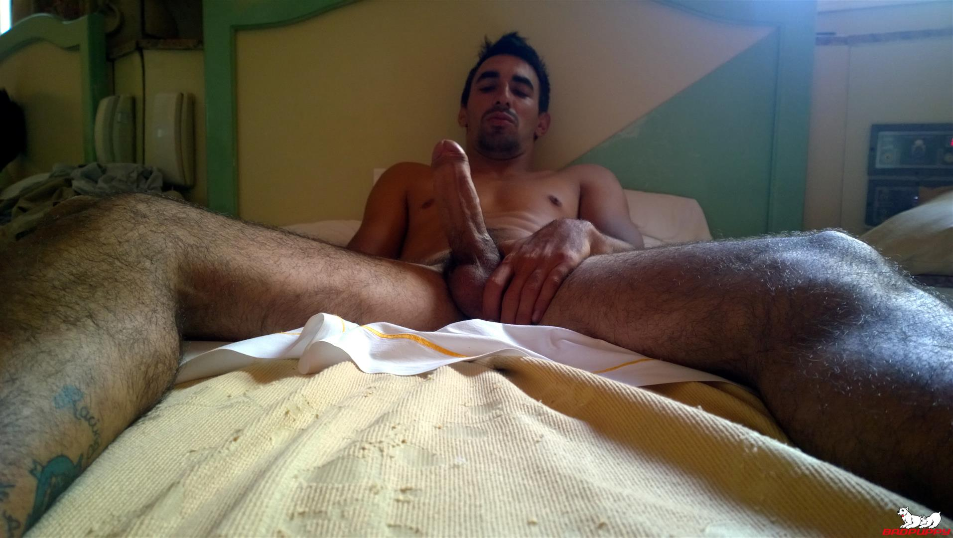 Badpuppy-Fabian-Flores-Argentinian-with-a-Big-Uncut-Cock-07 Argentinian Hunk With A Big Uncut Cock Auditions For Gay Porn