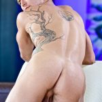 Straight-Off-Base-Tyson-Navy-Officer-Big-Dick-Jerk-Off-14-150x150 Muscular Navy Petty Officer Strokes his Big Fat Cock