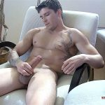 Straight Off Base Tyson Navy Officer Big Dick Jerk Off 17 150x150 Muscular Navy Petty Officer Strokes his Big Fat Cock