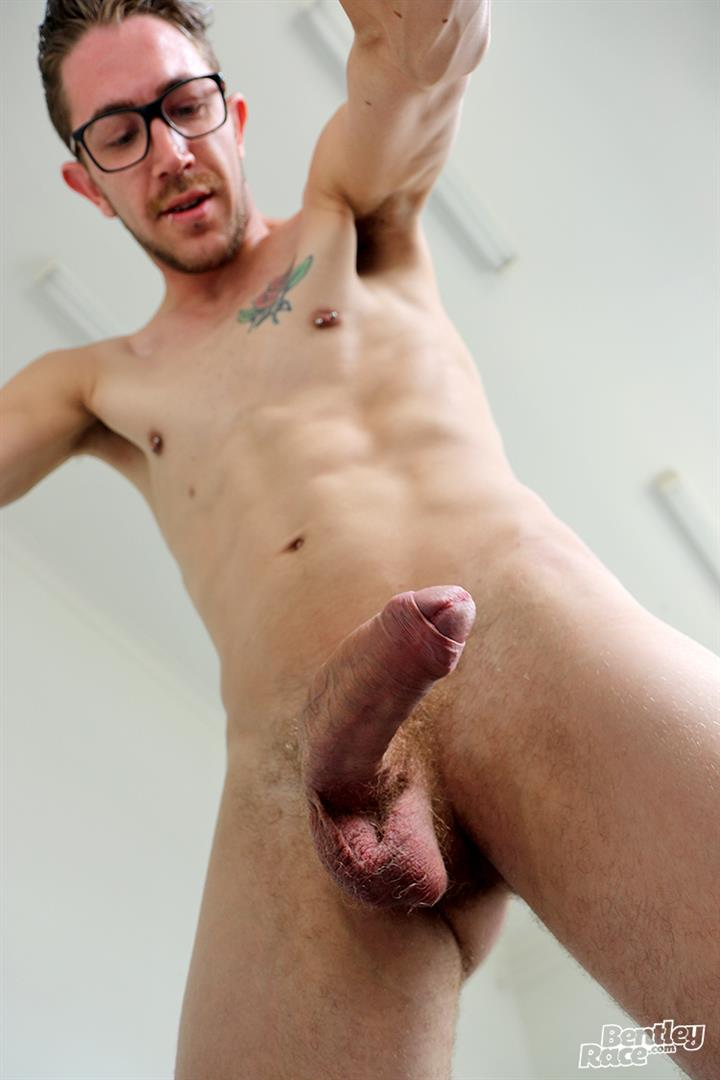 Bentley-Race-Damien-Dyson-Aussie-with-Big-Uncut-Cock-15 Aussie Boy Damien Dyson And His Big Uncut Cock