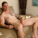 SpunkWorthy-Doug-Naked-Marine-Jerking-Off-Redhead-05-150x150 Muscular Redhead Marine Strokes His Magnificently Big Cock