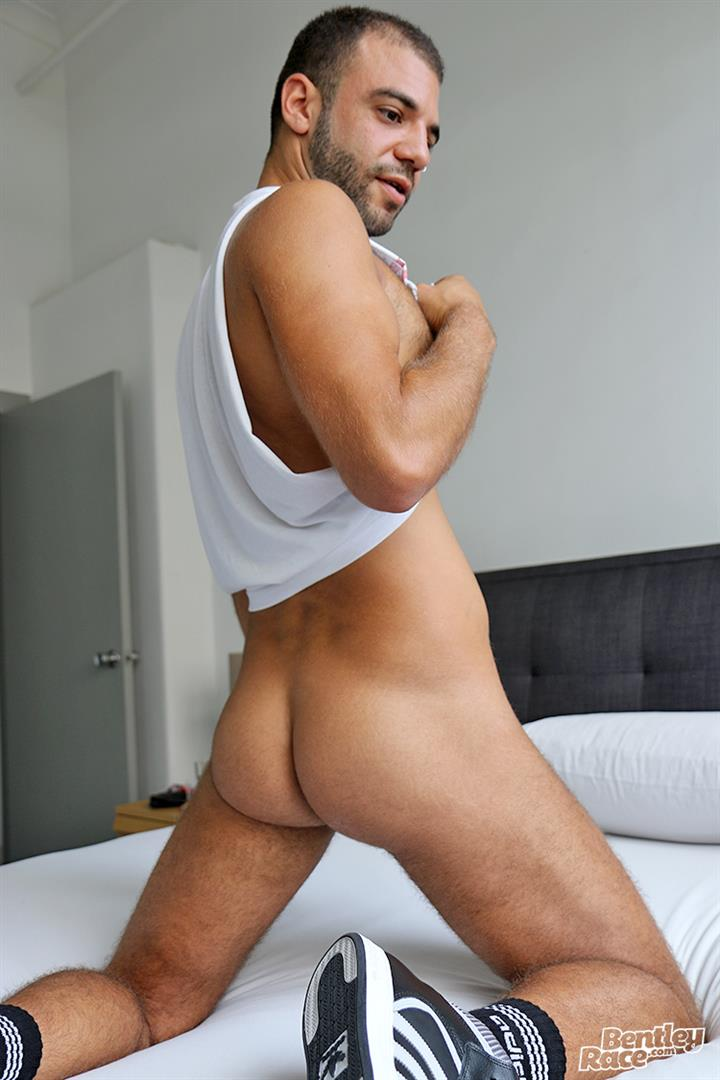 Bentley-Race-Layton-Charles-Hairy-Guy-With-A-Big-Uncut-Cock-Jerk-Off-13 Hairy English Guy With A Big Uncut Cock Jerks Off For The Camera