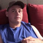 Straigth-Off-Base-Naked-Marine-Jerking-Off-Video-13-150x150 Marine Corporal Strokes His Straight Redneck Cock