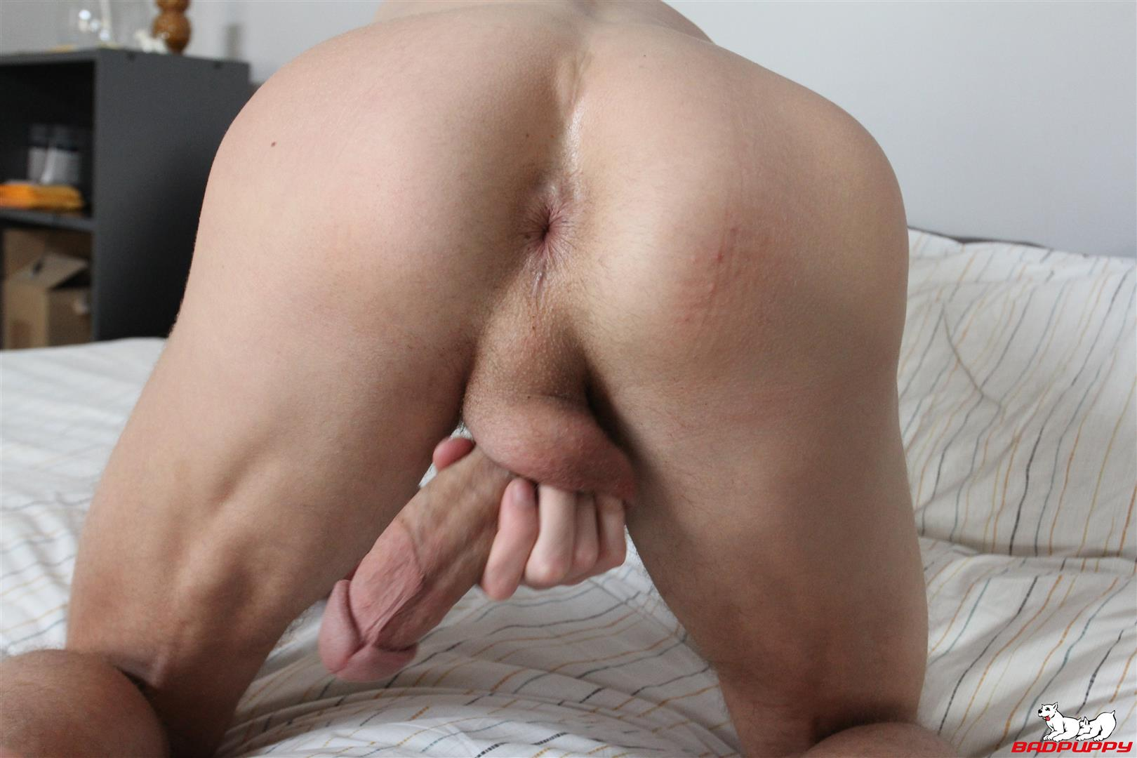 Badpuppy-Cameron-Taylor-Big-Dick-Twink-Jerking-Off-Video-11 Big Dick Twink Cameron Taylor Showing Off And Jerking Off