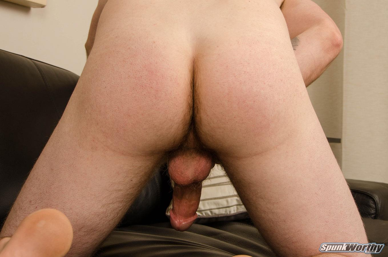 SpunkWorthy-Sutter-Straight-Naked-Sailor-Jerking-Off-Big-Cock-13 Tall Straight Navy Sailor Shoots A Big Load From His 8