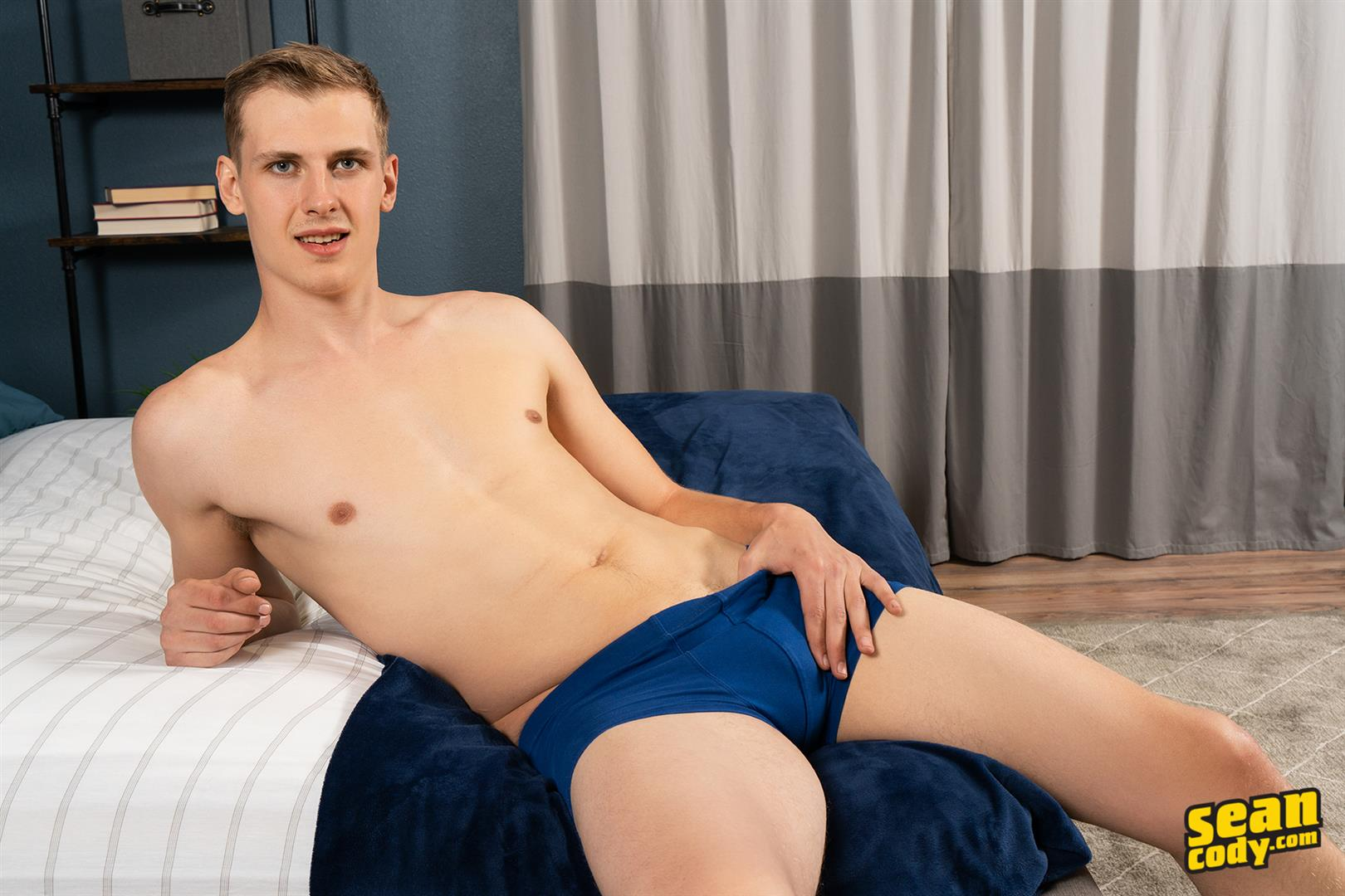 Sean-Cody-Mick-Big-Dick-Bisexual-Blue-Collar-Guy-Masturbating-02 Check Out The Cock On This Young Bisexual Blue Collar Stud
