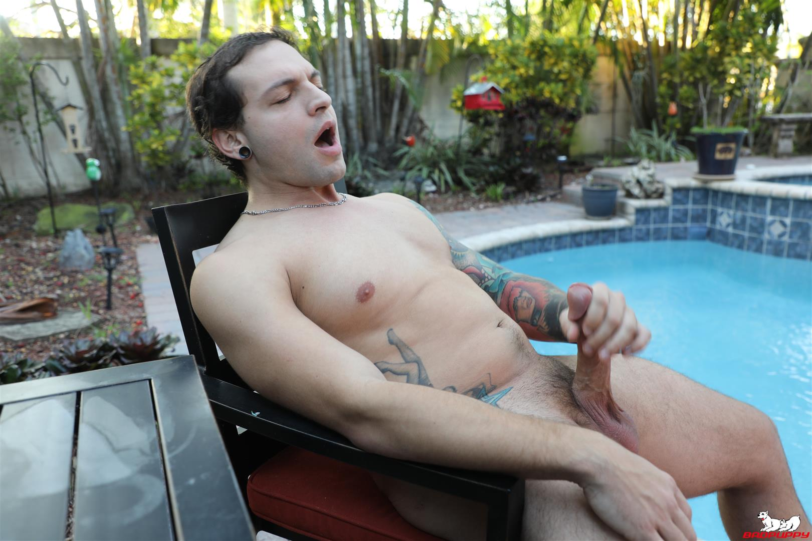 Badpuppy-Eddie-Danger-Thick-Boy-Stroking-His-Fat-Cock-Cum-Video-15 Thick Go-Go Boy Stokes His Hard Fat Cock Until He Cums